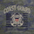 COAST GUARD YOUTH VINTAGE STENCIL T-SHIRT (CAMO)