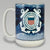 COAST GUARD SEAL COFFEE MUG 1