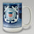 COAST GUARD SEAL COFFEE MUG 2