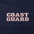 COAST GUARD ATHLETIC POCKET MESH SHORTS (NAVY) 2