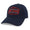 PROUD COAST GUARD DAD MID-PRO SOLID SNAPBACK HAT (NAVY) 1