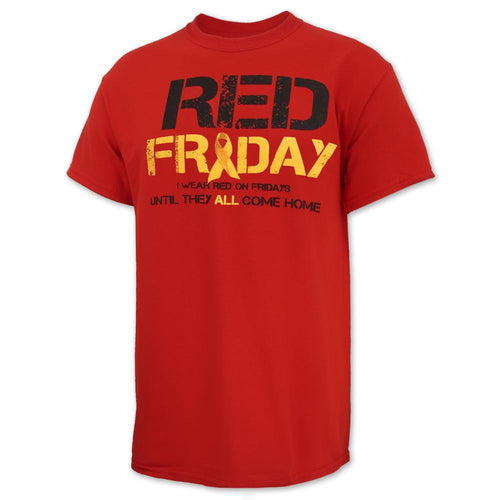 RED FRIDAY T-SHIRT 1