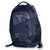 U.S COAST GUARD SEAL UNDER ARMOUR HUSTLE 4.0 BACKPACK (NAVY) 1
