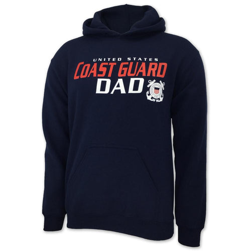 UNITED STATES COAST GUARD DAD HOOD (NAVY)
