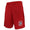 UNITED STATES COAST GUARD UNDER ARMOUR RAID SHORT (RED) 6