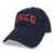 USCG ARCH HAT (NAVY/RED) 7