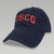USCG ARCH HAT (NAVY/RED) 6
