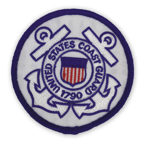 USCG PATCH (COLOR) 1