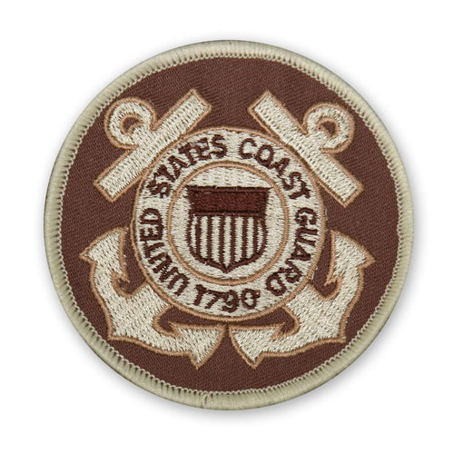 USCG PATCH (DESERT) 1