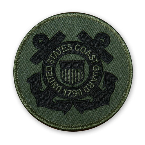 USCG PATCH (SUBDUED) 1