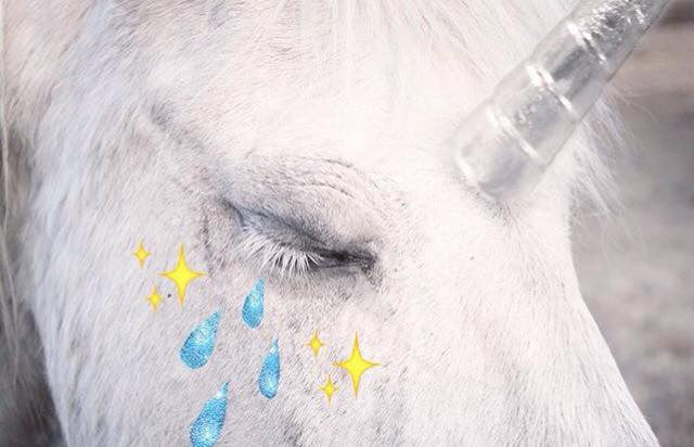 Unicorn Tears (Blue)
