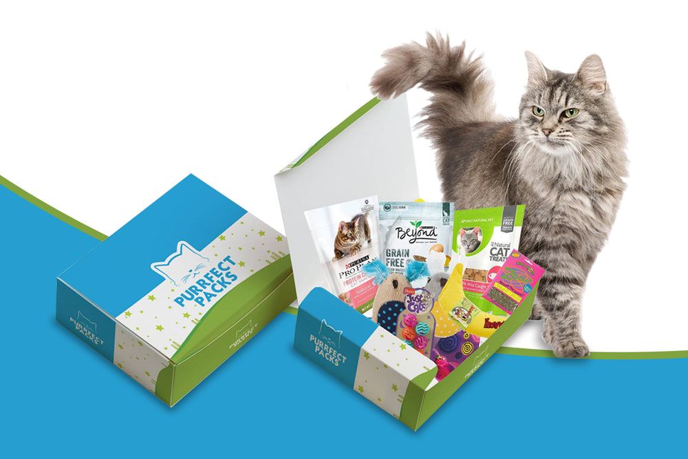 Load image into Gallery viewer, Purrfect Pack Subscription Box