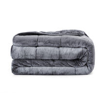 Load image into Gallery viewer, Weighted Comforter 20, 30 & 33 LB Solid Color