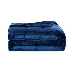 Weighted Comforter 20, 30 & 33 LB Solid Color