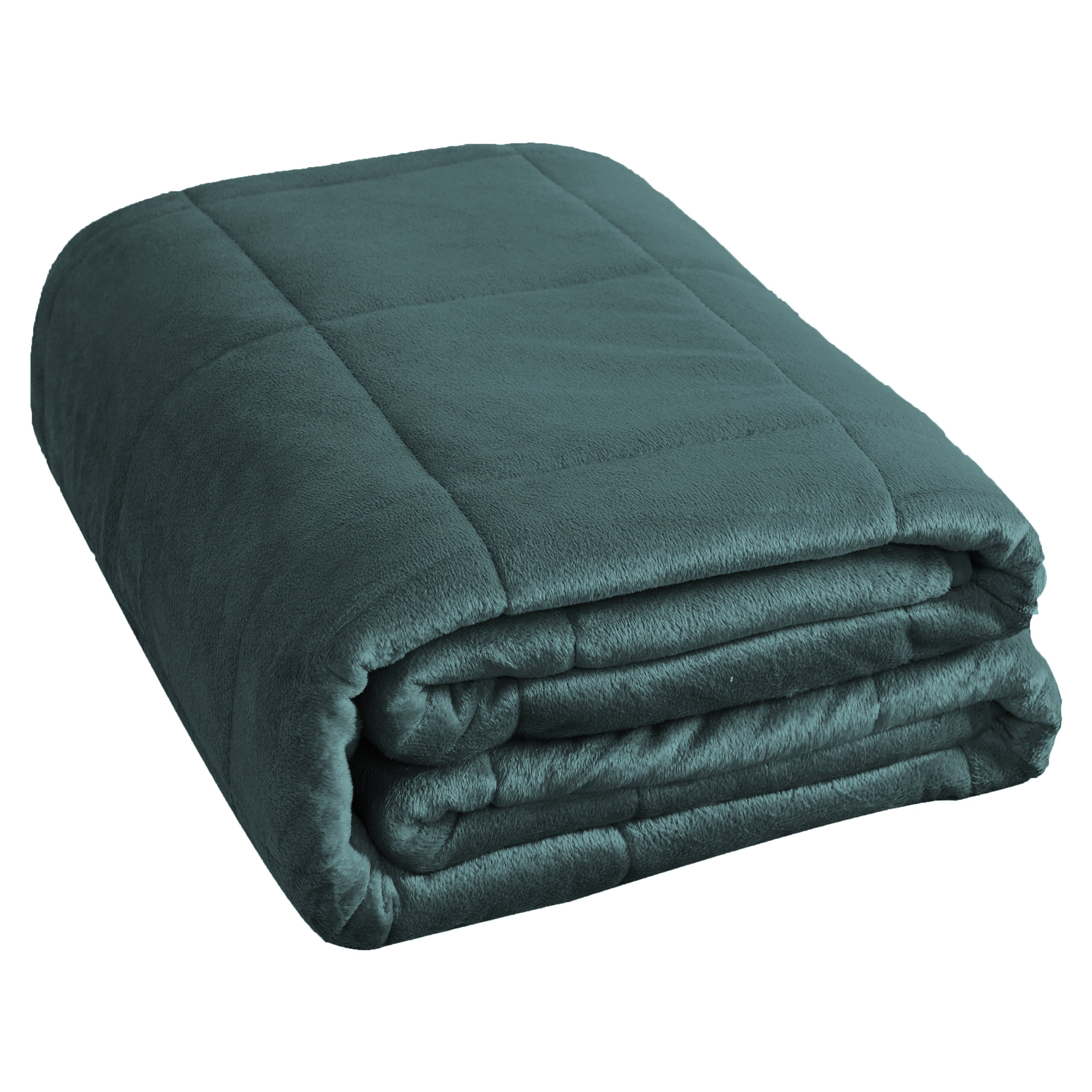 Plush Mink Weighted Oversized Blanket 15 & 20 lb