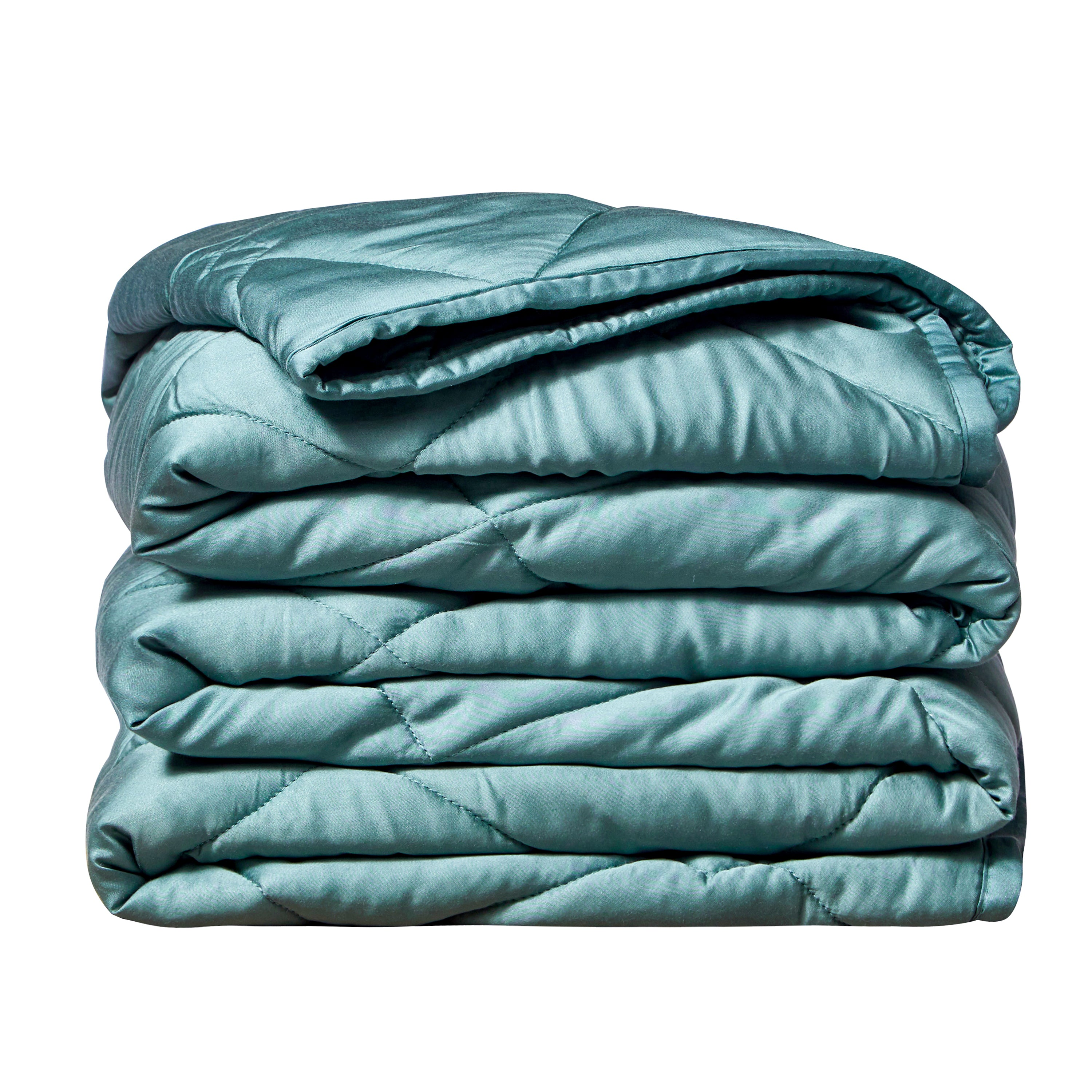 Breathable Bamboo Weighted Blanket- 10, 12 & 15 lb