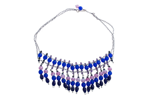 Deco Beaded Necklace - Rebirth