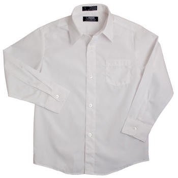 Tiny Hoppers LONG SLEEVE DRESS SHIRT #FT-SE9004 - Growing Kids