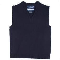 Adv - V-Neck Sweater Vest  FT-C9016 - Growing Kids