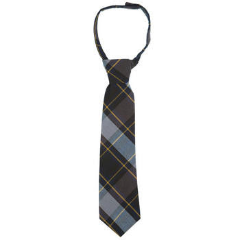 Adjustable Plaid Tie #10303 - Growing Kids