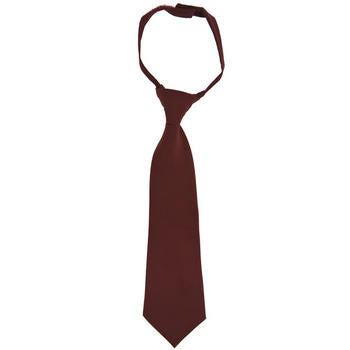 Ajustable Solid Color Tie #10313 - Growing Kids