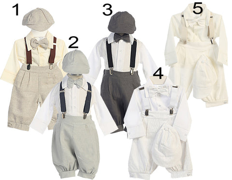 FG 106 Bermuda set - Growing Kids