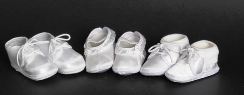 Christening Shoes - #1940-C - Growing Kids