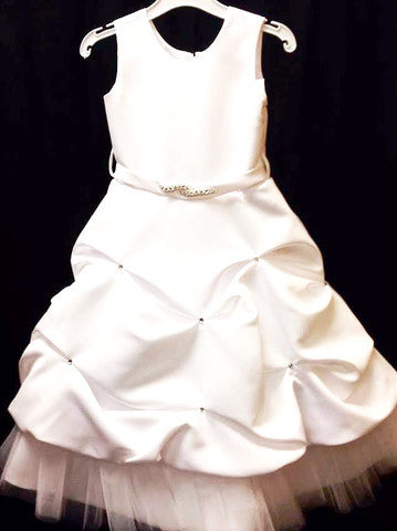 CC-2860 White or Ivory  size 3m - 16 - Growing Kids