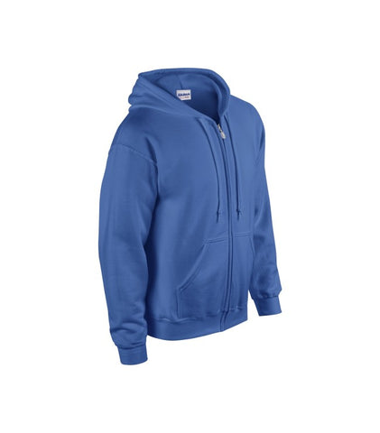 GILDAN® HEAVY BLEND™ FULL ZIP HOODED SWEATSHIRT - Growing Kids