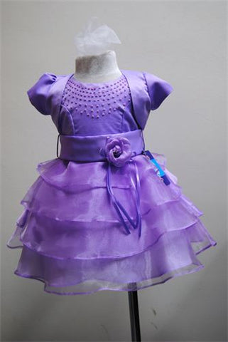 FK8026 Lilac Dress - Growing Kids
