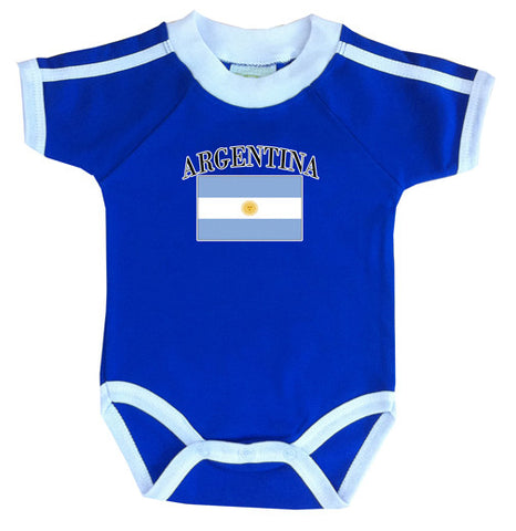 World soccer onesie #3392 - Growing Kids