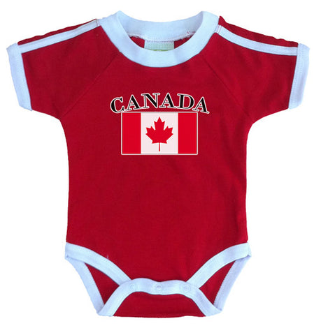 Canada Onesie #3392 - Growing Kids