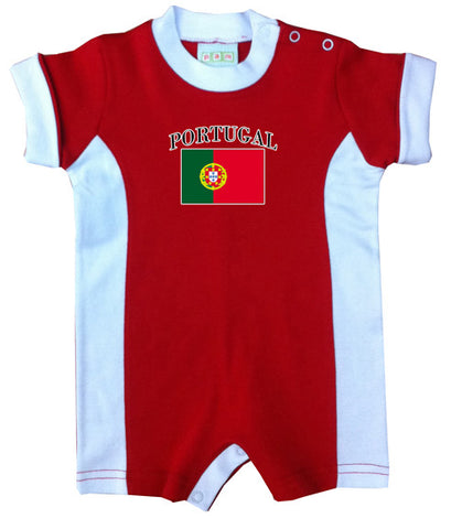 Soccer Romper #3395 - Growing Kids