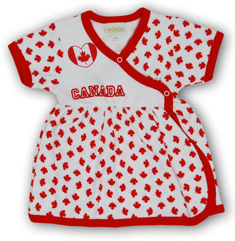 Canada Dress #3528 - Growing Kids