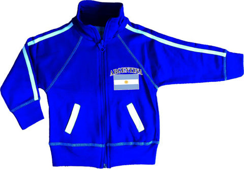 Argentina Sport Jacket #3577 - Growing Kids