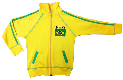 Soccer track jacket #3577 - Growing Kids