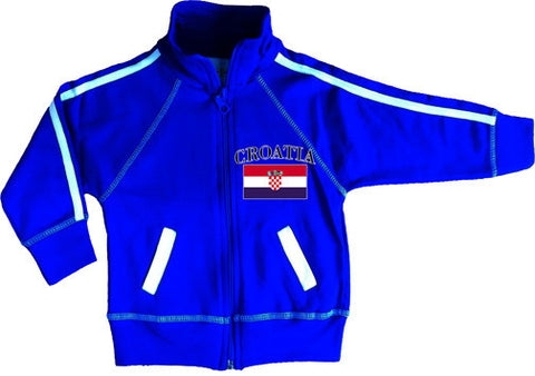 Copy of Soccer track jacket #3000 - Growing Kids