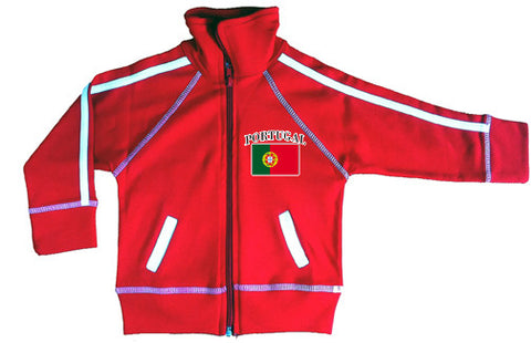 World Soccer Tack Jacket #3577 - Growing Kids