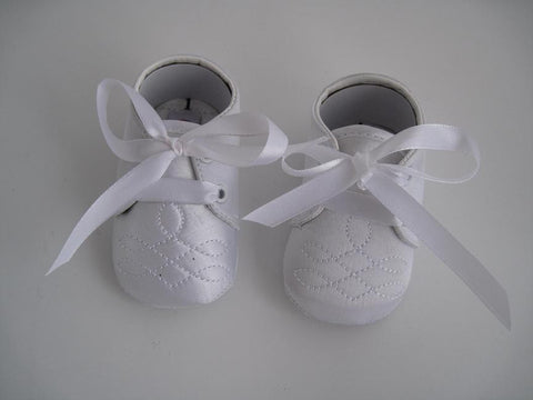 Christening Shoes LUN-4164 - Growing Kids