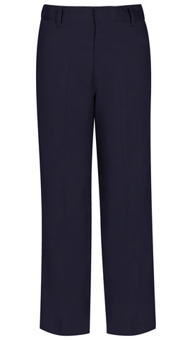 BOYS ADJ. WAIST FLAT FRONT PANT  CLR5036 - Growing Kids