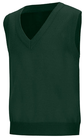 ADULT & YOUTH UNISEX V-NECK SWEATER VEST 5691 - Growing Kids
