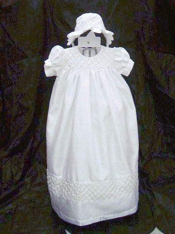 Christening Gown #FK8025 - Growing Kids