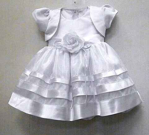 Christening Dress #FK8042 - Growing Kids