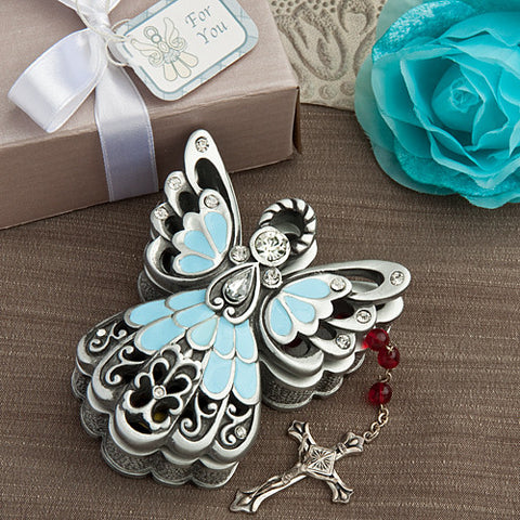 *Angel design trinket box - Growing Kids