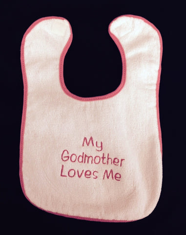 My Godmother Loves Me - Pink - Growing Kids