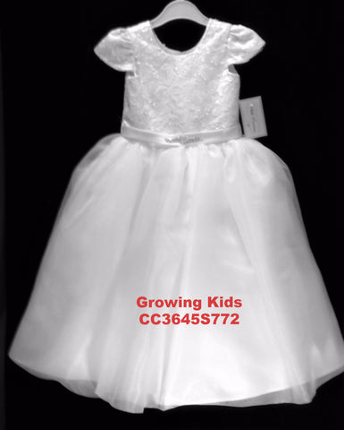 Dress CC-3645s7072  size 3m - 16 - Growing Kids