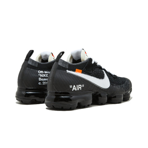luca's Original NIKE Air VaporMax x OFF-WHITE Run Men's Running Shoes Sneakers - Growing Kids