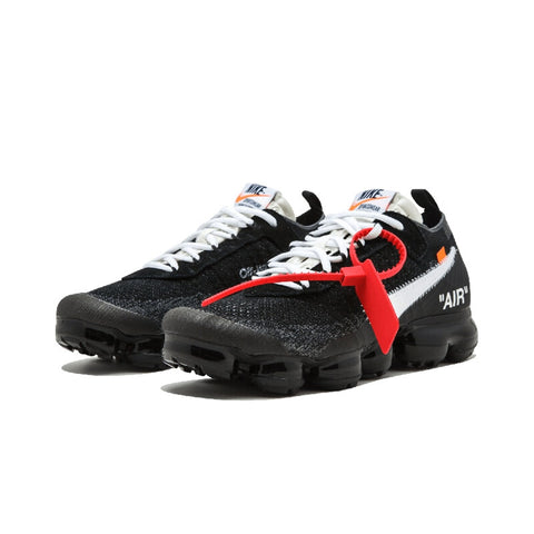 luca's Original NIKE Air VaporMax x OFF-WHITE Run Men's Running Shoes Sneakers