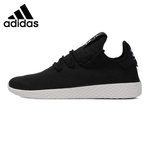 Luca's Original New Arrival 2018 Adidas Originals PW TENNIS HU Unisex Skateboarding Shoes Sneakers
