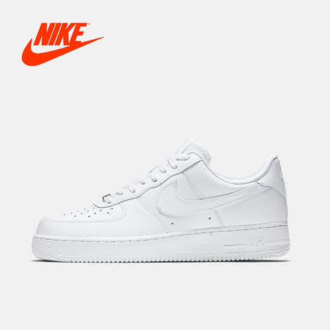 luca's Original New Arrival Authenti Nike  AIR FORCE 1 '07 Mens Skateboarding Shoes Sneakers Comfortable Breathable